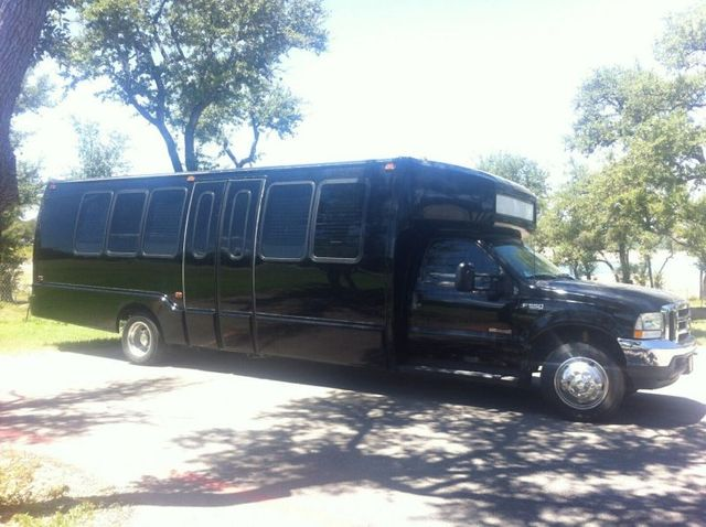 Austin Party Bus Rental up to 25 Passengers