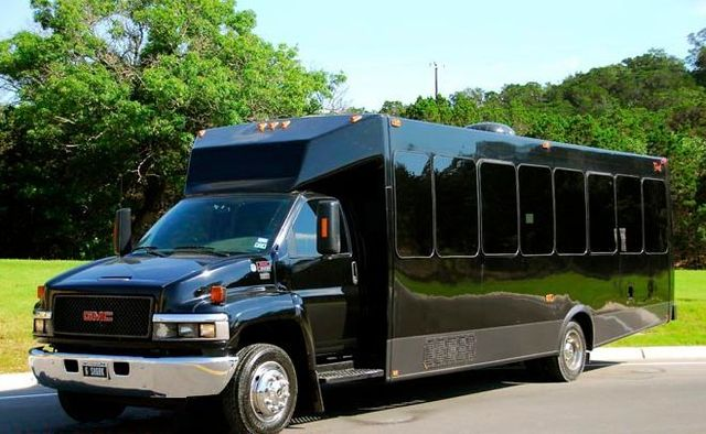 Austin Party Bus Rental up to 30 Passengers