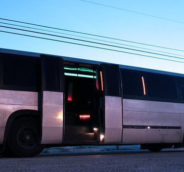 Austin Party Bus Rental up to 40 Passengers