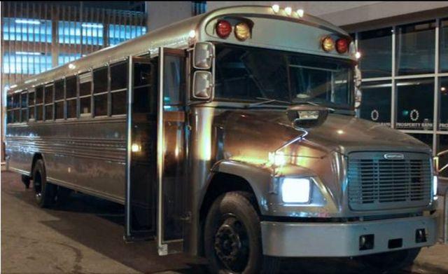 Austin Party Bus Rental 35+ Passengers