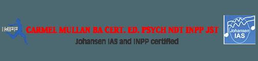 CARMEL MULLAN BA CERT. ED. PSYCH NDT INPP JST logo