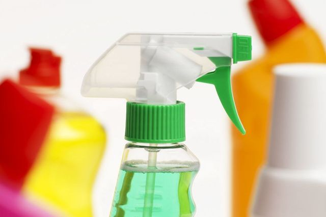 Cleaning products used by us in Wellington