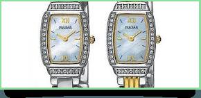 2 stylish watches