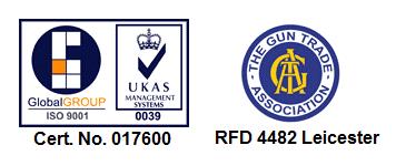 UKAS TGTA logos