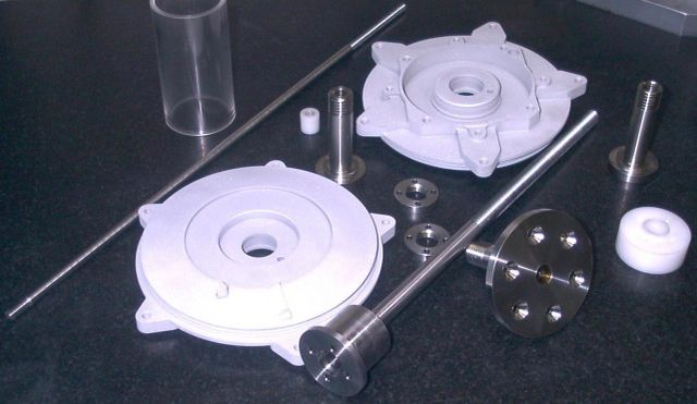 CNC Milling 2D/3D/4th Axis