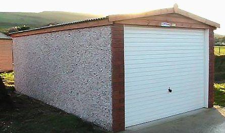 spacious garages