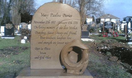 Quality memorial materials