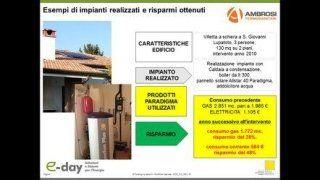 Realizzazione impianto in villetta a San Giovanni Lupatoto Verona di 130 mq
