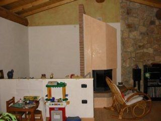 Impianto a parete presso abitazione
