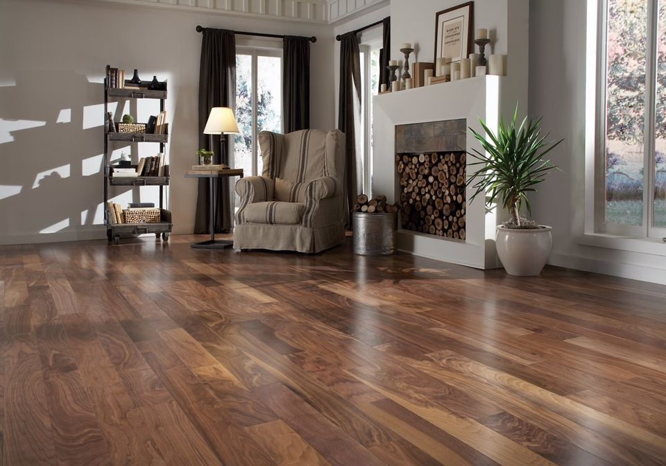 Texture Is Right For Your Harwood Floor