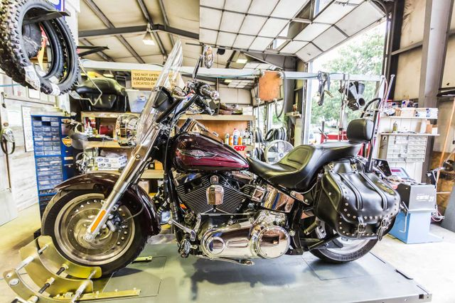 Harley Davidson Service Checklist: 1000, 15000 and 20000 Miles