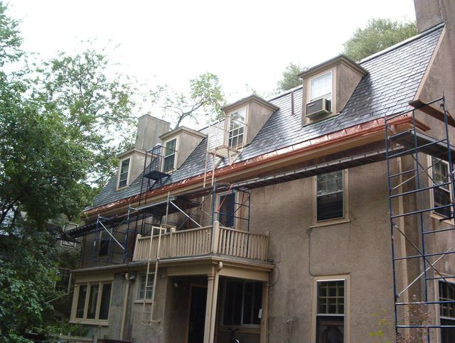 Castle Slate Roofing Newton Somerville Ma Picture