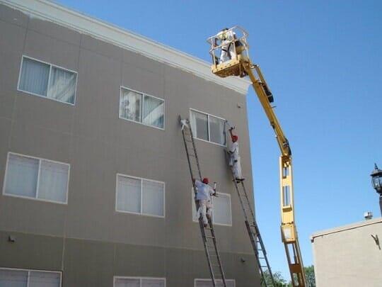 Apartment Complex Painting | Overland Park, KS | Luke Kush\'s ...