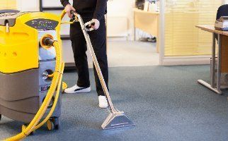 Carpet cleaning by Red Dragon