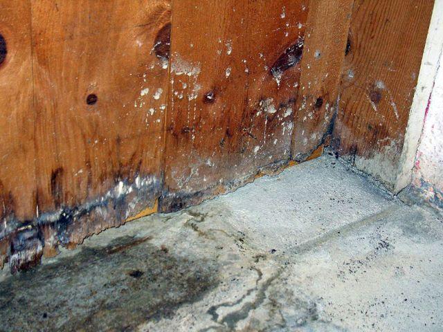 An example of slab leaks in Cincinnati, OH