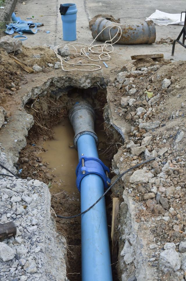 Water line replacement done in Northern Kentucky