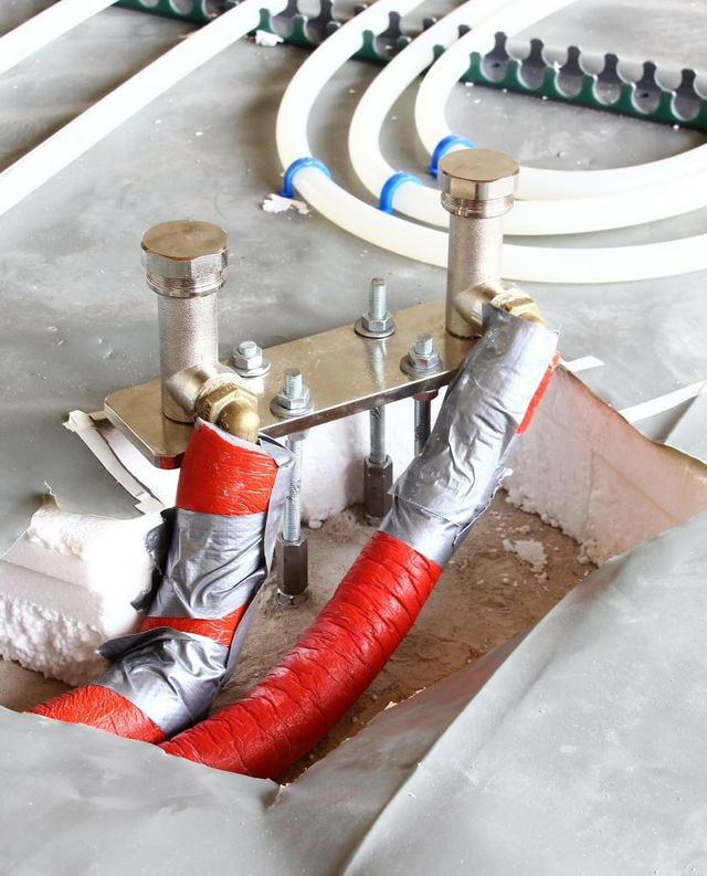 Pipes connected using trenchless drilling method in Cincinnati, OH