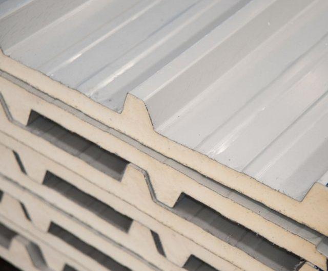 pannelli coibentati, lastre in policarbonato