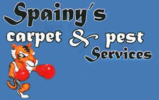 spainy's carpet and pest services