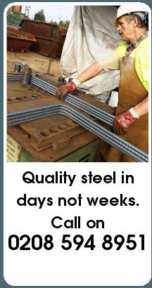 Steel fabricators - Barking, Greater London - Grannell Steel Ltd - quality