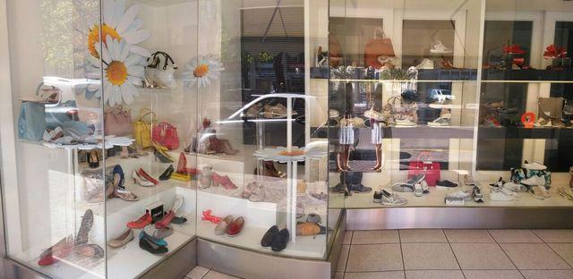 negozio scarpe trento