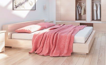 Range of mattresses