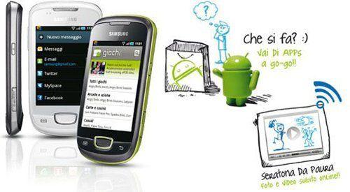 pubblicita telefoni cellulari WIND