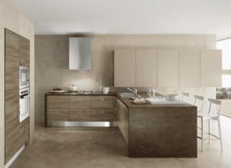 cucine con penisola