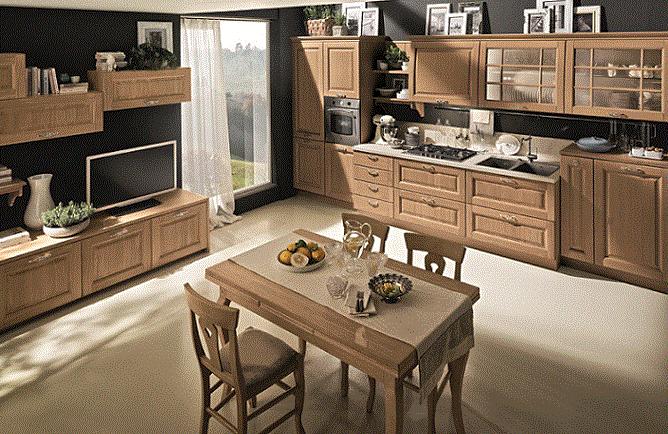 Cucina STOSA - Bolgheri