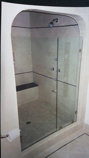 Shower Enclosures, Shower Doors — Acton, MA — C & D Glass Company Inc.