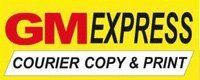 GM Express Courier Copy & Print – Logo