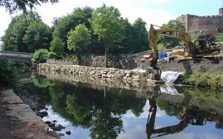 waterway-related work