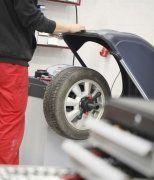 equilibrazione ruote landini auto