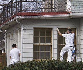 Painters providing outdoor service Buffalo, NY