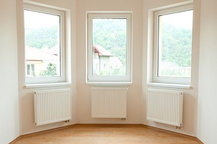 Three uPVC windows
