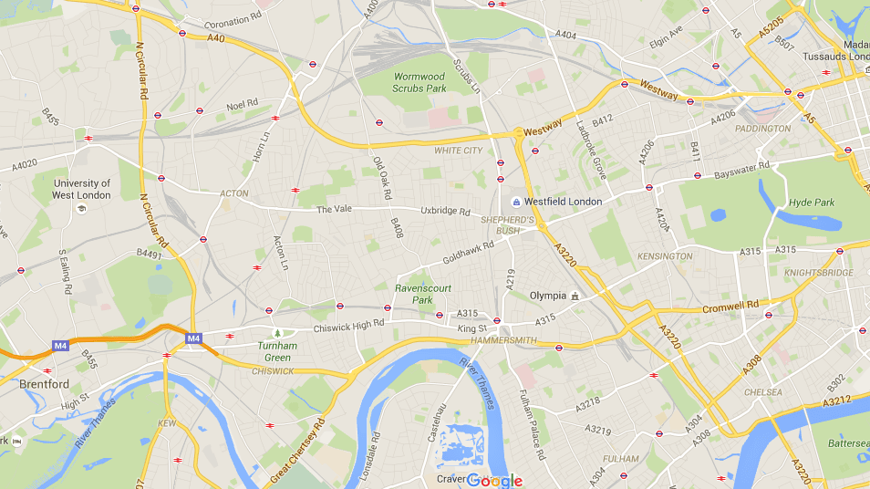 Map North West London.North West London Locksmith 24 7 Services No Fix No Fee Local Locksmith