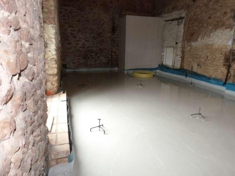 Floor improvement