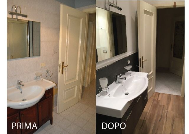Arredo bagno design - Caserta - Aveta Srl