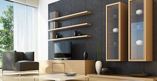 Built-in and fitted furniture