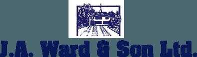 J A Ward & Son Ltd logo