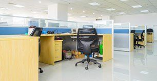 Complete office installations