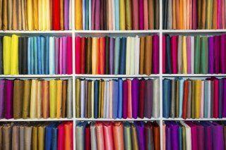 Stesso tessuto, diversi colori