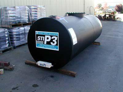 Sti P3 tank