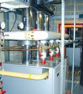 Boiler installations - Great Yarmouth, Norfolk - CMS (Anglia) Ltd - Heating system