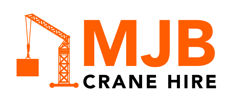 MJB Crane Hire logo