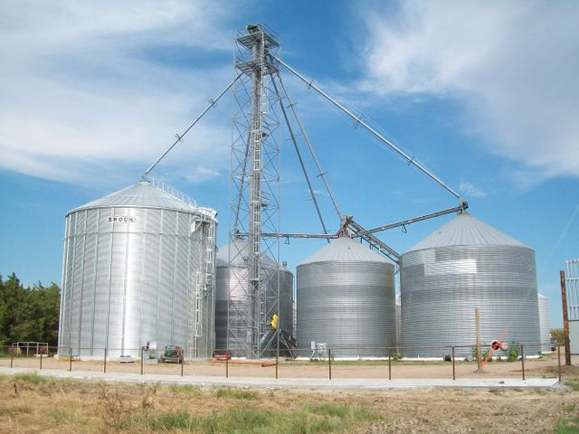 metal buildings for grain storage in Kearney, NE