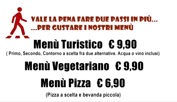 promozione pizza e bibita in omaggio