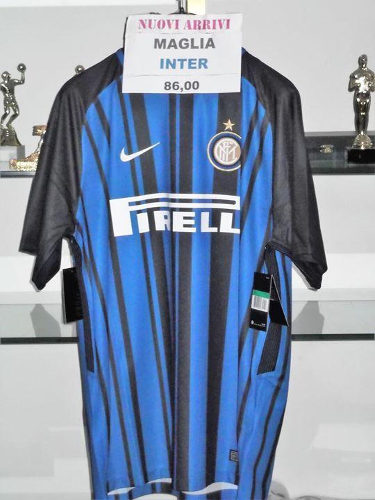 Nuova maglia Inter