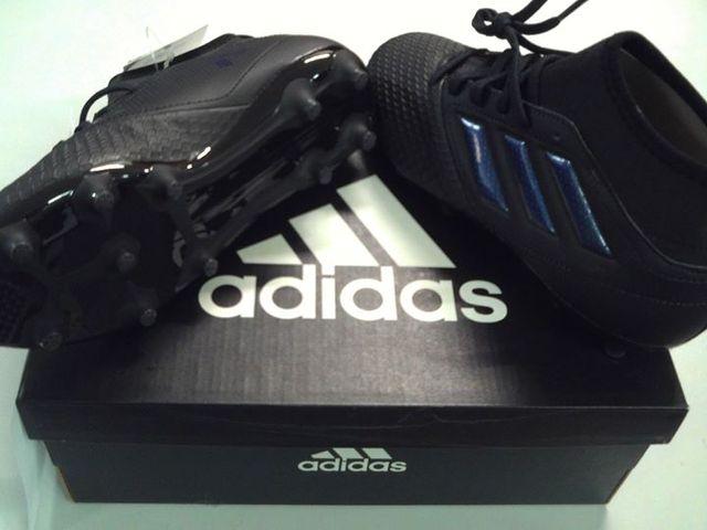 Scarpe calcio con calzino per bambini Adidas Ace 17.3 fg