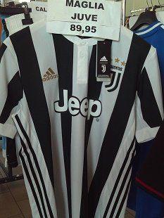 Nuova maglia Juventus